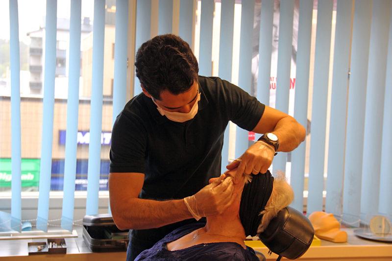 Rafael Carvalho on kokenut kestopigmentoija. Takana yli 600 työtä.