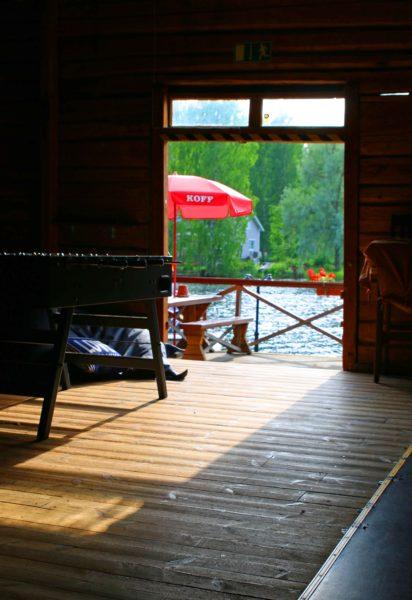Saimaa Holiday Oravi, Ruukinranta