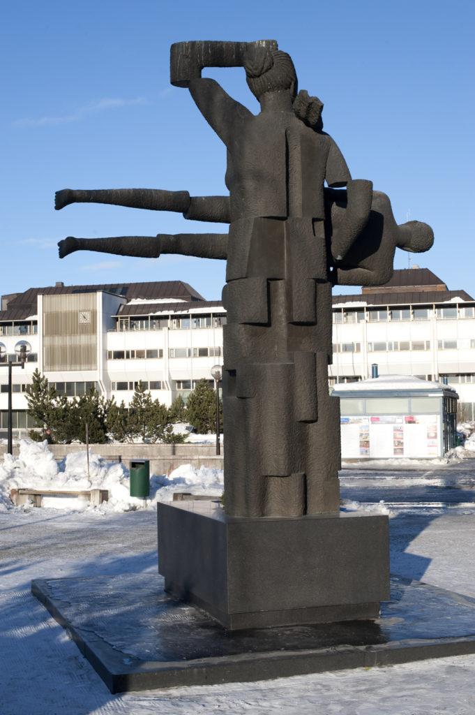 Statue, The mother of Carelia, Lappeenranta © Yrjö Utti 2013 - ???? © ???? ????