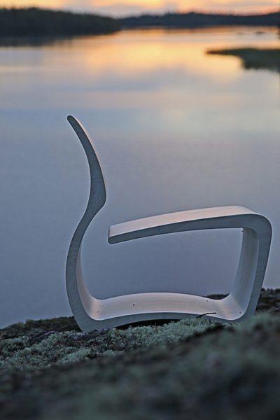 Punkalive Tuhto tuoli