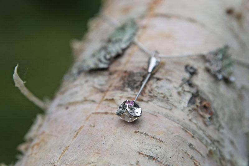 Alati Jewelry Kirsikankukka