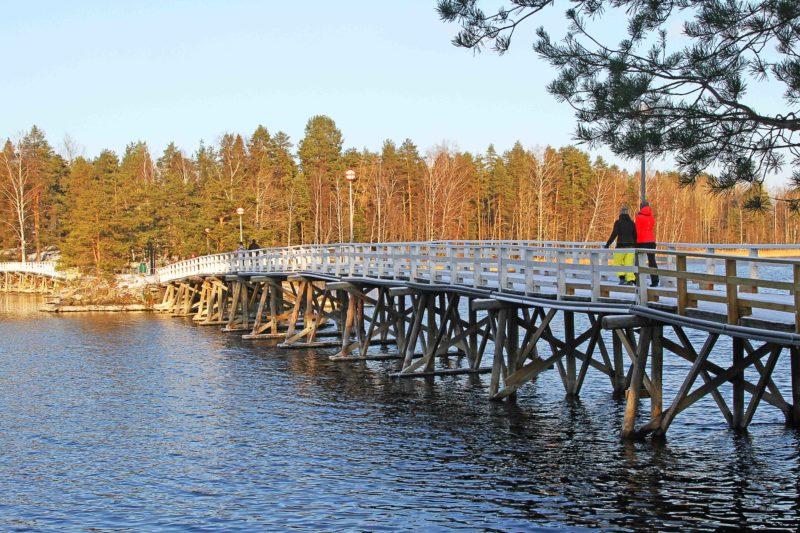 Spahotel Casino talvilomalle Savonlinnaan