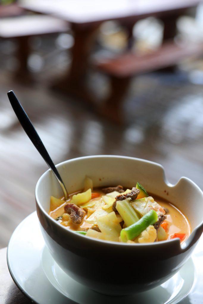 Oravi thaimaalainen ravintola