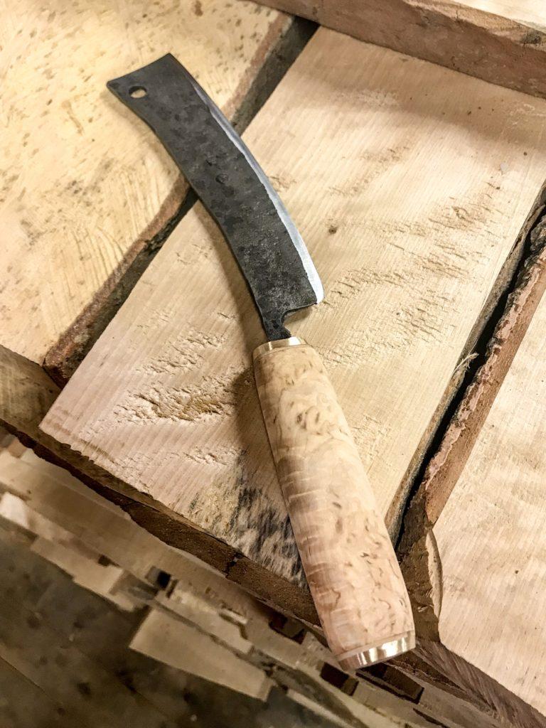 keittiöveitsikurssi puumala